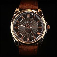 Luxury Famous Wristwatches Male Clock Leather Wrist Watch Business Fashion Casual Dress Quartz Watches