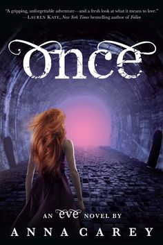 """Book 45/50: """"Once,"""" by Anna Carey"""