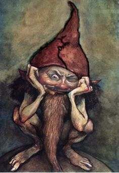 Did you know that Brian Froud designed the muppets for Labyrinth and the Dark Crystal? Poll Results - Brian Froud Brian Froud, Magical Creatures, Fantasy Creatures, Fairy Land, Fairy Tales, Fantasy World, Fantasy Art, Illustrations, Illustration Art