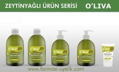 Farmasi Oliva Zeytinyağlı Ürün Serisi-2013 Yeni Ürün