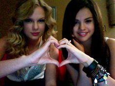 selena gomez and taylor swift | Selena Gomez Joins Taylor Swift For Who Says Duet - BSCkids