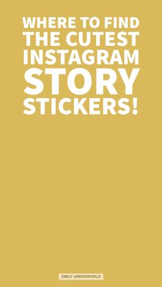 Looking for fun Instagram Story stickers? Here are my favorite Giphy stickers and how to find gifs for stories. Works great for TikTok too! #instagram #igstories #tiktok #stickers Social Media Digital Marketing, Find Gifs, Going Back To School, Cute Stickers, Sticker Design, Digital Illustration, Instagram Story, My Design, Fun