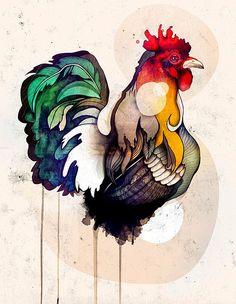 Ilustración de SARA BLAKE