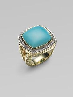 david yurman +turquoise