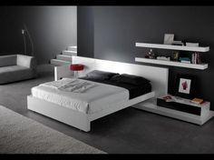 diseño de mi cama en mármol blanco