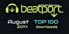 Top 100 Beatport Downloads August 2014
