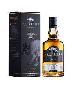 Wolfburn Release Single Malt Scotch Whisky