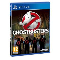 Ghostbusters Game PS4 Game | http://gamesactions.com shares #new #latest #videogames #games for #pc #psp #ps3 #wii #xbox #nintendo #3ds