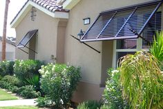 Do Yourself Bahama Shutters | ... Bahama Exterior Shutters will enhance the look of your home and