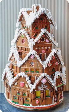Пряничные домики: 25 сказочных идей для вдохновения - Ярмарка Мастеров - ручная работа, handmade