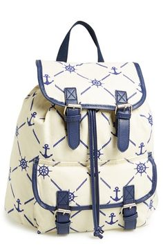 anchor backpack!