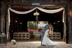 The Keeler Property wedding by Christy Whitehead Photography. Beautiful barn and covered bridge location in Jacksonville, Florida. North Florida wedding photographer.
