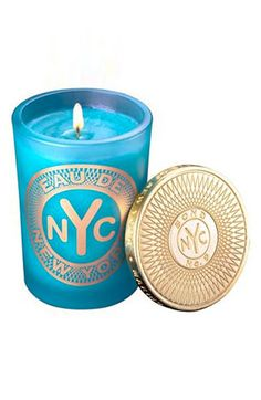 Bond No. 9 New York 'Eau de New York' Candle available at Nordstrom