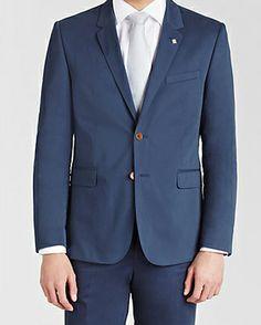 Ted Baker Endurance Islandt Debonair Suit, Navy.