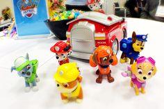 Paw Patrol toys from Spinmaster Paw Patrol Toys, Paw Patrol Cake, Paw Patrol Party, Paw Patrol Birthday, Birthday Bash, Birthday Ideas, Christmas 2014, Best Christmas Gifts, Popular Toys