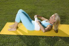 Diastasis recti/abdominal separation help: Exercises for a flat tummy