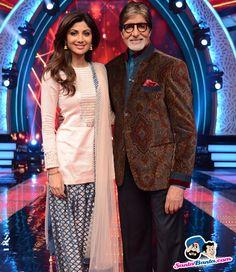 Aaj Ki Raat Hai Zindagi First Look -- Shilpa Shetty and Amitabh Bachchan Picture # 319802