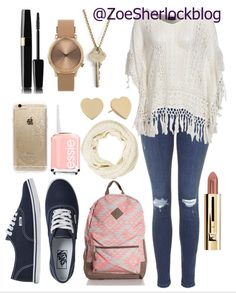 cute back to school outfits for teen.