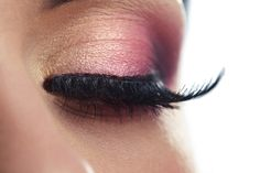Applying False Lashes Adding extra eye fringe amps up the glam instantly. First, take your falsies and loosen them by gently flexing the eye...