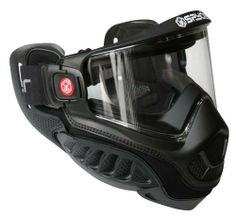 Spyder Paintball HighLite Goggles, Black by Spyder. $42.95. The HighLite Goggles from Spyder (weighing 0.5lb) are so light you will hardly notice they are on. With the distortion free wide lens you will have superior range of vision while playing. The thermal formed face and ear shields make it easy to keep the goggle on longer which equals increased playing time.