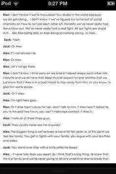 I love how Alex in his last line just completely ignores Jack's remark cx