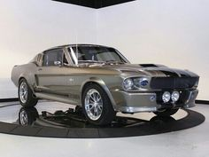 1967 mustang 'Eleanor'. Gone In 60 Seconds