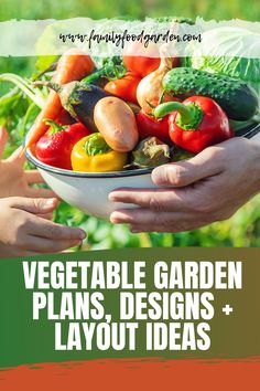 Vegetable garden plans are needed before you plant your garden. To know more about garden planning check out this pin and find more ideas. Vegetable Garden Planning, Vegetable Garden Design, Vegetable Gardening, Healthy Fruits And Vegetables, Organic Vegetables, Beef Recipes, Cooking Recipes, Healthy Recipes, Gardening Tips