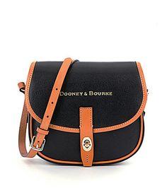 Dooney and Bourke Claremont Field Saddle Bag #Dillards