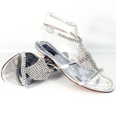 c84b5fa73be8 Lolittas Summer Sandals for Women Sliver Gold Sparkly Glitter Mid ...