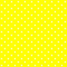 FREE printable neon yellow paper : neon with white star pattern