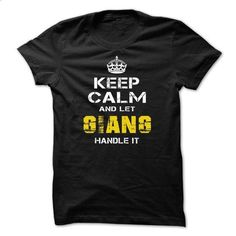 Let GIANG handle it! - #vintage tshirt #tshirt projects. BUY NOW => https://www.sunfrog.com/Christmas/Let-GIANG-handle-it.html?68278