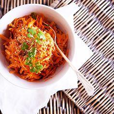 Rezept von den Reith-Schwestern: Thai-Möhrensalat