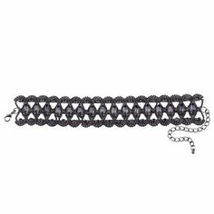 Rhinestone Choker Crystal Gem Luxury Collar Chokers Necklace Women Chunky Maxi Statement Necklace Jewelry