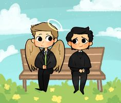 reverseverse with angel dean n priest cas