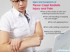 Flexor Carpi Radialis Injury and Pain: Function, Symptoms, Causes, TreatmentNone Health And Wellness, Health Fitness, Wrist Pain, Hand Therapy, Signs And Symptoms, Home Remedies, Muscle, Exercises, Remedies