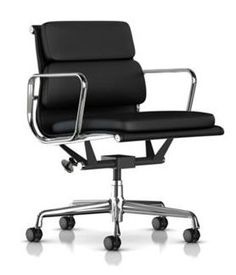 Eames Soft Pad Group Chair Was Designed By Charles And Ray Eames As