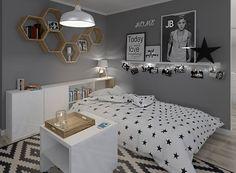 Wymarzony pokój dla nastolatki