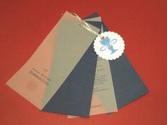 Einladungskarte Kommunion- Konfirmation - Fir von weBDsign - PapierDesign-NRW - auf DaWanda.com
