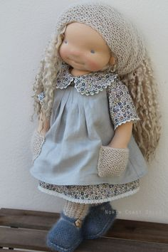 Tiphaine by North Coast Dolls