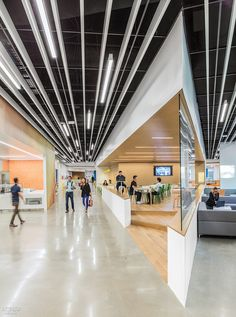 6 Cutting-Edge Media and Tech Headquarters