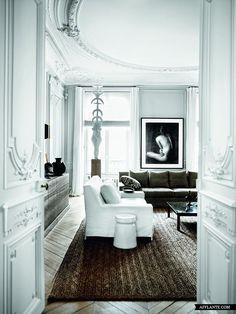 Parisian Abode —sunsoulstyle.com