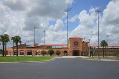 Osceola County Stadium Spring Training 2013 » Osceola County Stadium