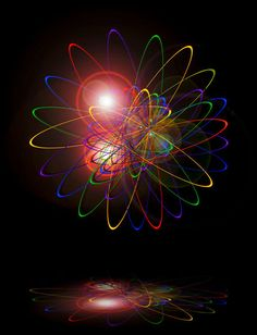 'Energie' by Walter Zettl on artflakes.com as poster or art print $22.17