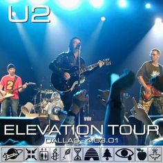 On this day in 2001, U2 played Reunion Arena in Dallas, TX.  Audio, recap, setlist, and links: http://u2.fanrecord.com/post/115441434889/the-slow-version-of-desire-debuted-in-dallas