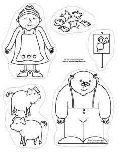 Children's activity and craft templates. Arte Elemental, Elementary Art, Kindergarten, Projects To Try, Snoopy, Templates, Prints, Fictional Characters, Printables