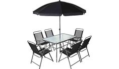 Delicieux Buy Cuba 8 Piece Patio Set From Our Garden Furniture Range Today From  George At ASDA.