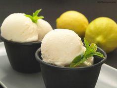 Helado de limón - MisThermorecetas