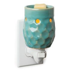 Candle Wax Warmer Chai Plug-in Night Light Scentsy Relax Fragrance Melter