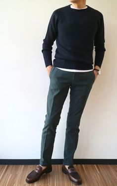 Simple Men's Casual Outfit. Men's Fashion & Style | Shop Menswear at designerclothingf...