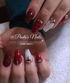 Christmas!!! #nails